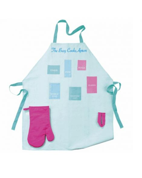 The Busy Cook Apron