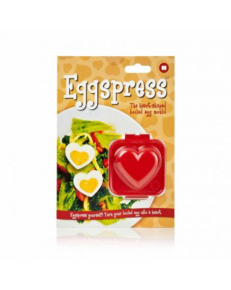 Eggspress Heart Shape Egg Mould