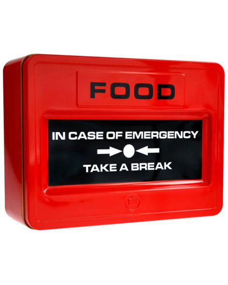 Emergency Food Tin