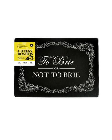 Chopping Board To Brie or Not To Brie