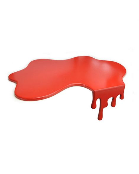 Paint Splash Chopping Board