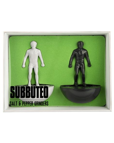 Subbuteo Salt and Pepper Grinders