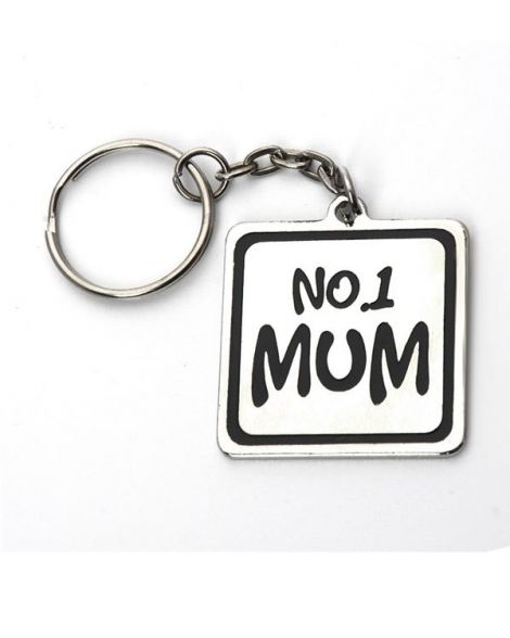 Worlds Best Mum Mug and Keyring