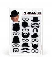 In Disguise Fridge Magnets
