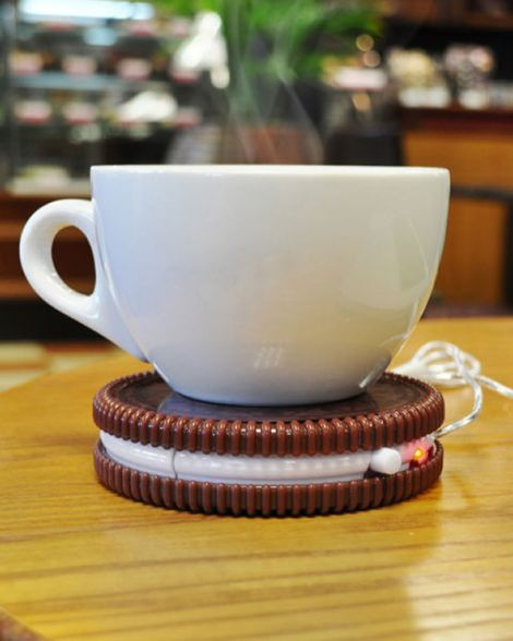 Hot Cookie USB Drinks Warmer