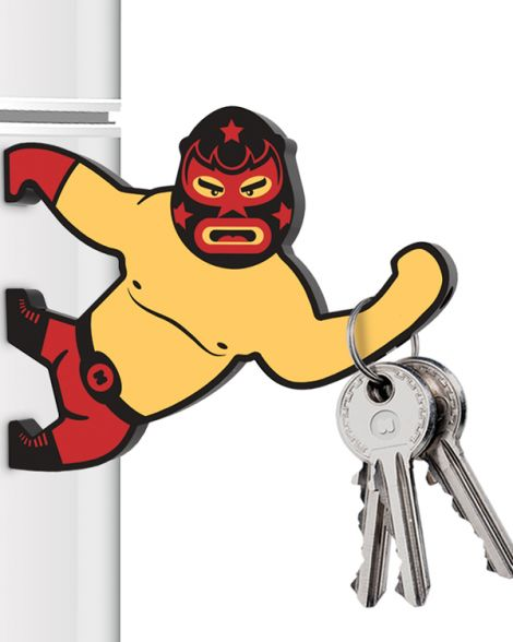 Lucha Keybre Magnetic Key Holder
