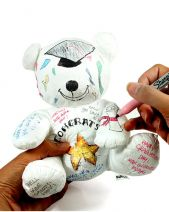 Paper Teddy
