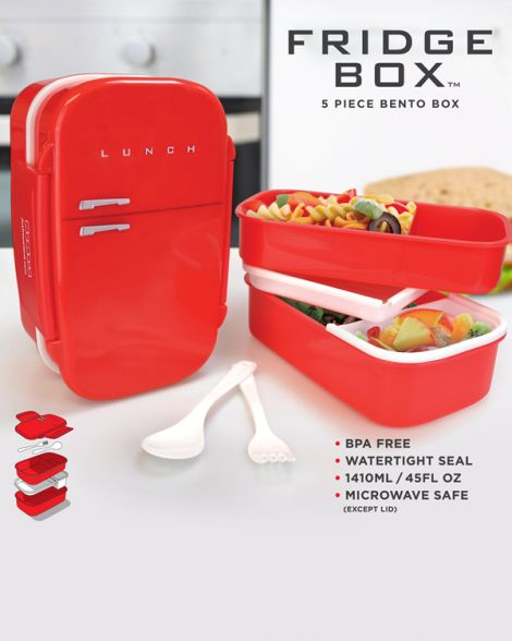 Fridge Box Bento Box