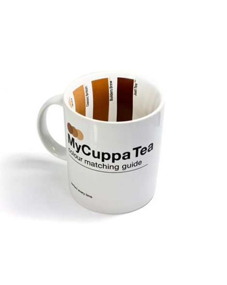 My Cuppa Colour Match Tea Mug
