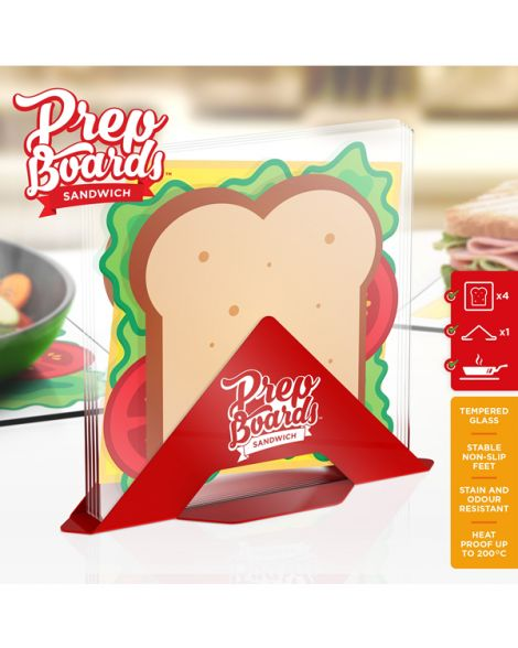 Prep Boards Sandwich