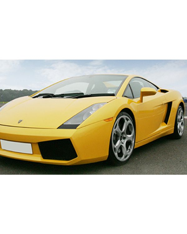 Lamborghini Driving Experience: Lamborghini Thrill Experience Voucher
