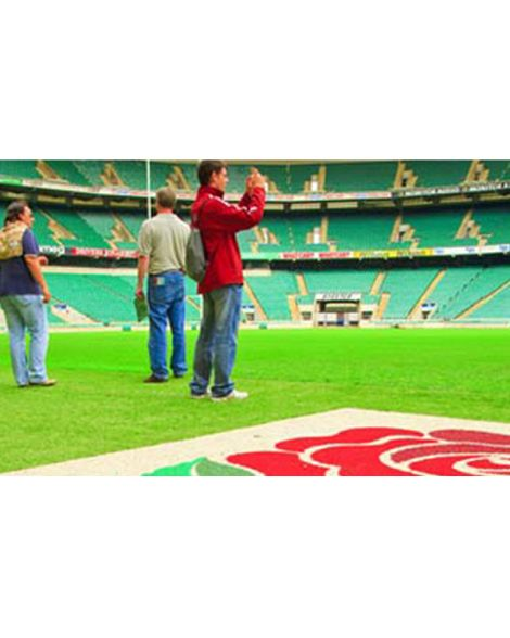 Twickenham Stadium Tour for Two
