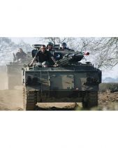 Tank Paintball Battles