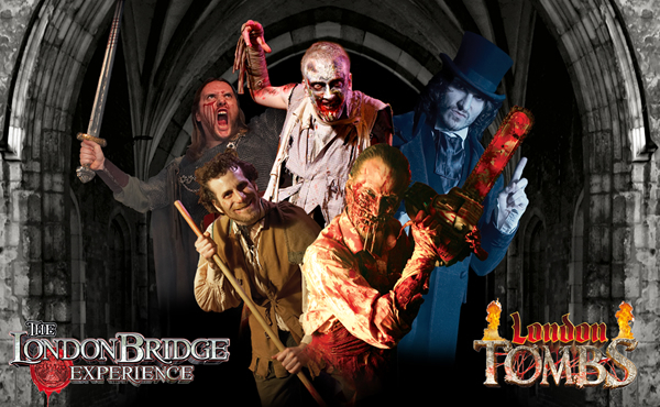 London Bridge & London Tombs Experience London