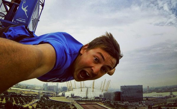 London O2 Bungee Jump